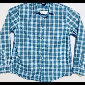 Michael Kor's Long Sleeve Button-Up